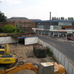 Stonebow area, 2004 and now