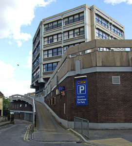 Stonebow - 1960s building