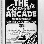 In search of the Stonegate Arcade