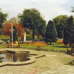 'Triangular Gardens', Leeman Road