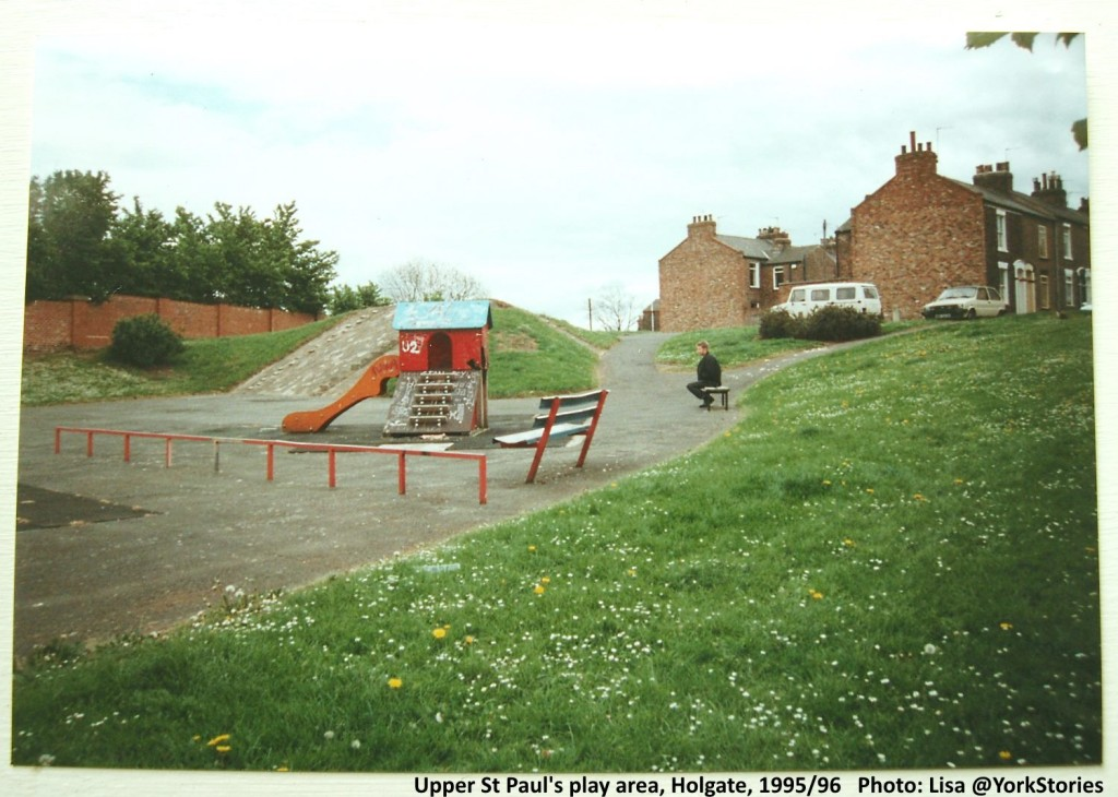 Upper St Paul's play area, 1995/96