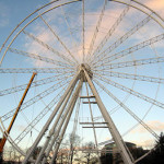 Big wheel, part 1 – under construction …