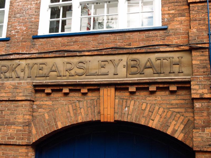 Yearsley Baths, 23 May 2015