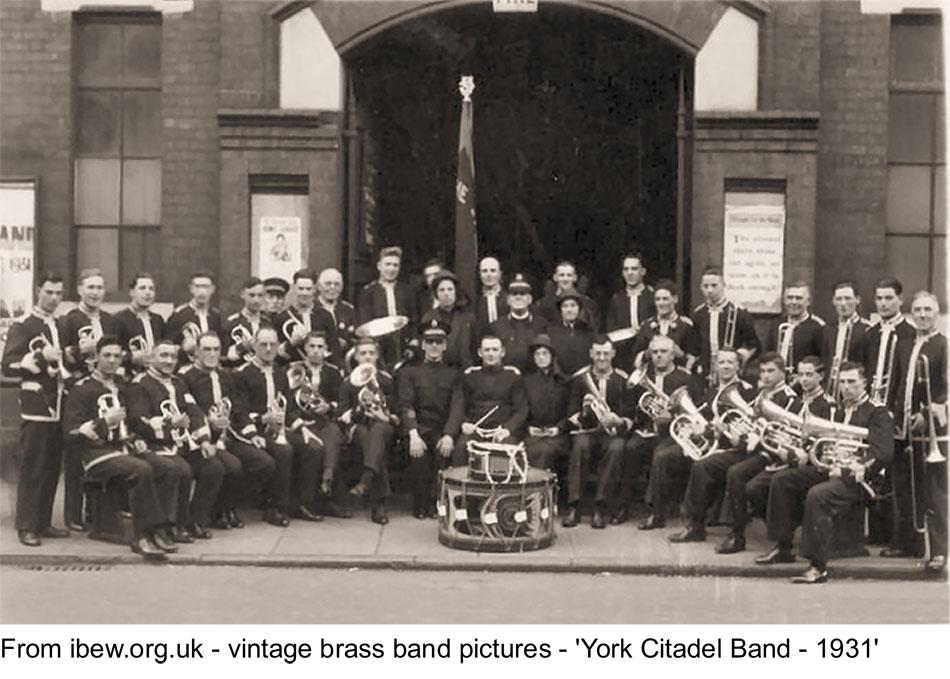 york-citadel-band-1931