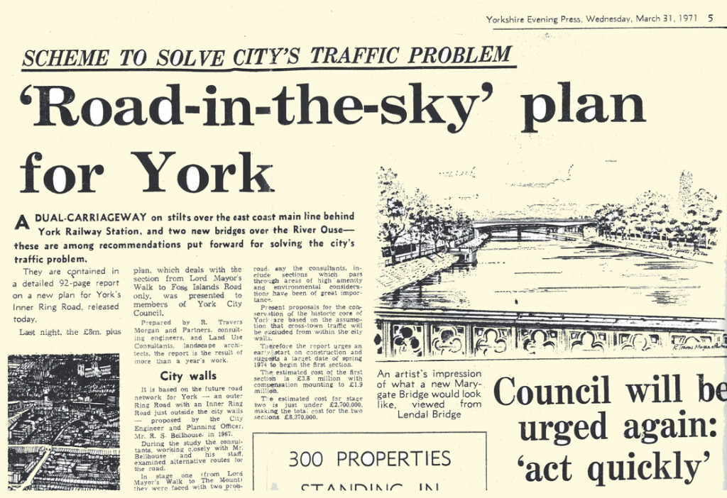 Yorkshire Evening Press, 1971